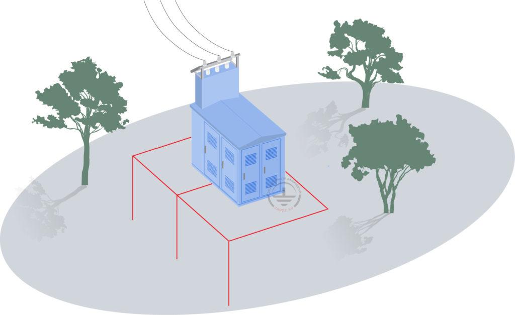 Расстояние от КТП до зданий и сооружений по ПУЭ