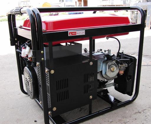 однофазный дизель-генератор