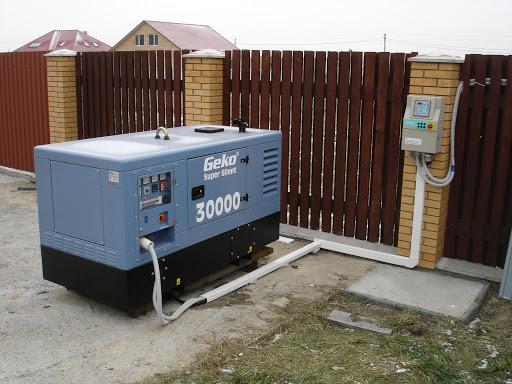 дизель-генератор для дачи